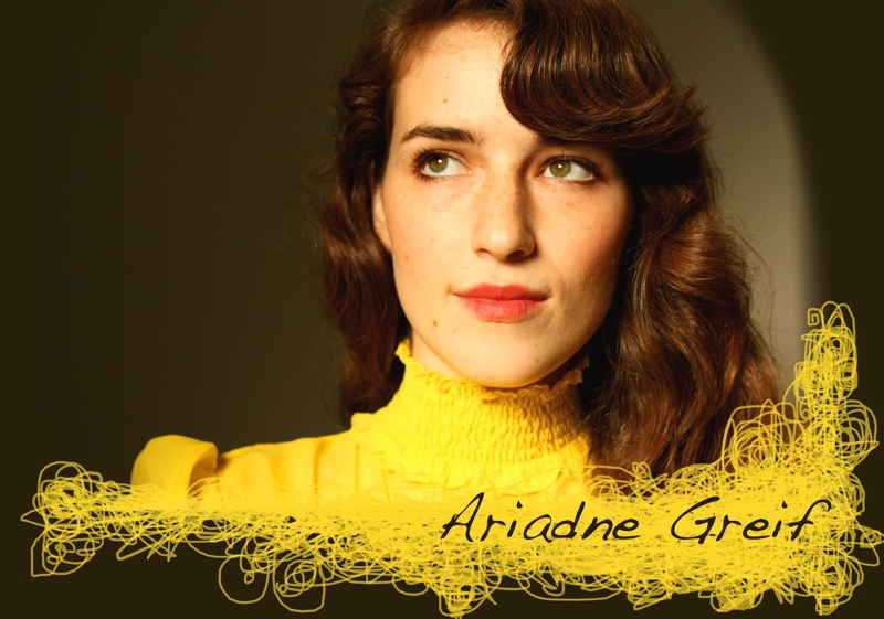 Welcome to AriadneGreif.COM